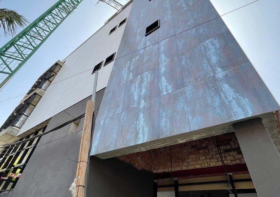 Avanzan las obras del futuro Centro del Mayor en Alhaurín de la Torre