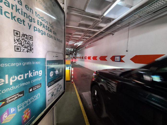 Vialterra instala los primeros puntos de recarga para vehículos eléctricos en los aparcamientos públicos de Jaén